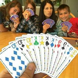 1 Set Five Crowns Card Game 5 Suites Classic Family Party Ru