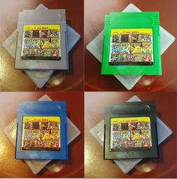 108 in 1 Gameboy games COLOR GBC Game MultiCart videogames M