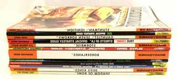 12 OFFICIAL STRATEGY GUIDES ~ VIDEO GAMES ~ BORDERLANDS STUN