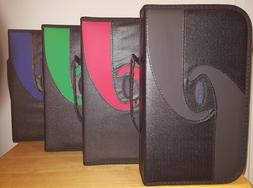 128 Disc DVD VCD CD Case Album Carry Storage Wallet Holder G