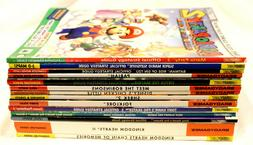 14 OFFICIAL STRATEGY GUIDES ~ VIDEO GAMES ~ MARIO KINGDOM HE