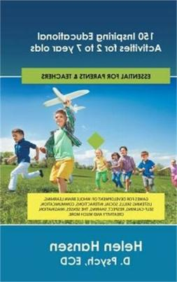 150 Inspiring Educational Activities for 2 to 7 Year Olds: G