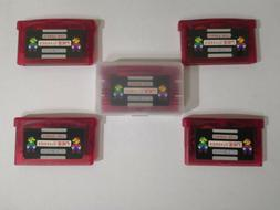 150 in 1 NES Retro Games Gameboy Advance SP Classic MARIO  Z
