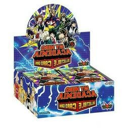 1ST Edition My Hero Academia Collectible Card Game CCG NEW B