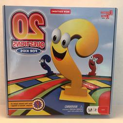 20 Questions For Kids Board Game University Games Family Nig