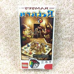 Lego 3855 Ramses Return Building Memory Board Game Egypt Pyr