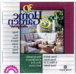 3D Home & Garden Designer - NIB