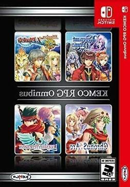 4 In 1 Games Kemco RPG Omnibus Collection Nintendo Switch  N