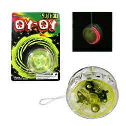 4 X YoYo Light Up Glow Party Favor Classic Magic Toy Childre