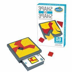 44005941 Ravensburger Shape by Shape Childrens Kids Learning