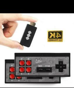 4K Retro Game Stick Console 818 Built-in Games! 2  Wireless