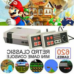 620 Classic Games Mini Vintage Retro TV Game Console Classic