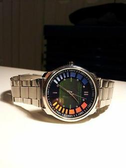 FAST SHIPPING - GoldenEye 007 James Bond Wristwatch N64 Watc