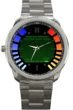 GoldenEye 007 James Bond Wristwatch Custom N64 Watch Stainle
