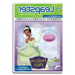 LeapFrog Leapster Learning Game: Disney The Princess and the