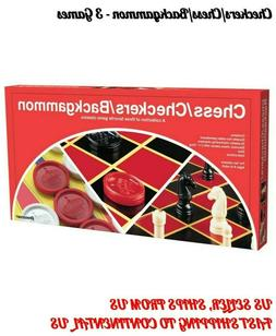 New Pressman - Checkers - Board Game