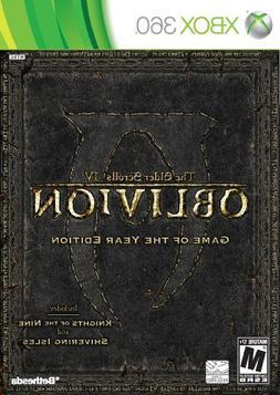 Oblivion  -Xbox 360