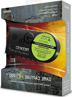 Roxio Game Capture HD PRO Video Capture Device and Editing S