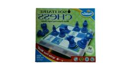 Think Fun Solitaire Chess - Fun Version of Chess You Can Pla