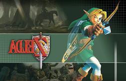 A4 Zelda Poster -