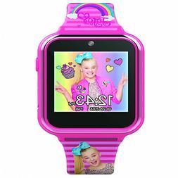 Accutime JoJo Interactive Kids Watch Pink