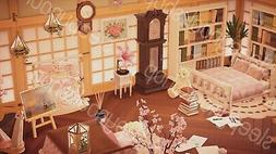 ACN H New Horizons 39PC Quaint Bedroom Attic Room Furniture