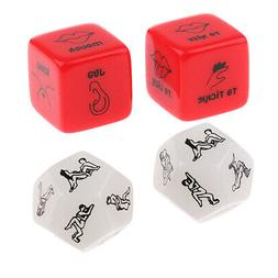 Adults Couples Bachelor Lovers Romantic Night Erotic Dice To