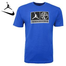 Nike Air Cotton Men's T Shirt The Father The Son & The Holy
