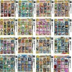 All in 1 Game Cartridge Multicart For Nintendo DS NDS NDSL N