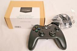 Amazon Basics Wired Video Game Controller for XBOX One Black