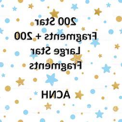 Animal Crossing ACNH 200 Star Fragments + 200 Large Star Fra