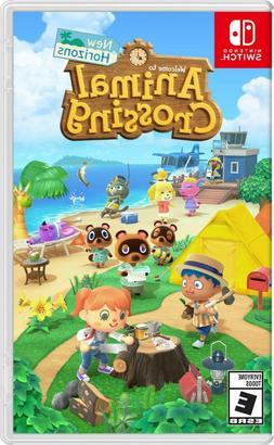 Animal Crossing New Horizons Game Standard Edition Nintendo