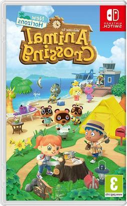 Animal Crossing: New Horizons Standard Edition  Brand New