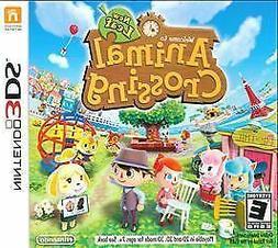 Animal Crossing: New Leaf  Digital manual