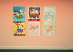 Animal Crossing Sanrio Posters