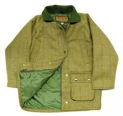 B43 New Kids Derby Tweed Hunting Shooting Jacket / Coat 2 -