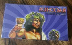 Bacchus card game by Alex Zucchini *SEALED* 3-5 players, age