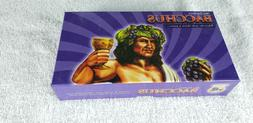 Bacchus card game by Alex Zucchini SEALED 3-5 players, ages