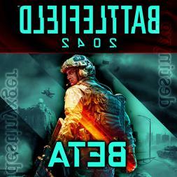 Battlefield 2042 - Early Access Betas Code - Xbox One & Seri
