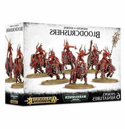 bloodcrushers warhammer 40k daemon khorne 6 chaos