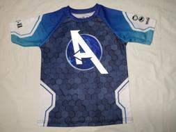 Boys Avengers gaming t shirt size L 10-12