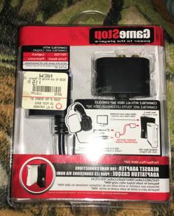 Brand New GameStop  Xbox 360 HDMI and Analog AV Adapter for