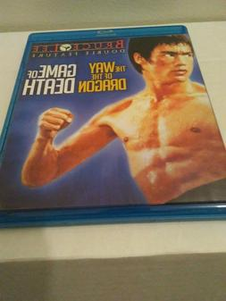 Bruce Lee Double Feature  The Way Of The Dragon & Game Of De