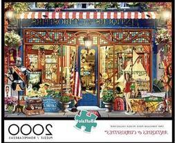 Buffalo Games - Antiques & Curiosities - 2000 Piece Jigsaw P