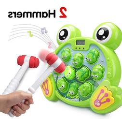 Byserten Whack a Frog Game for Kids, Toys for 2 3 4 5 6 Year