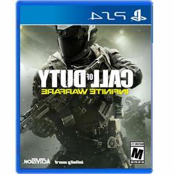 Call of Duty Infinite Warfare PS4 Standard Edition PlayStati