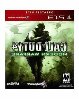 Call of Duty 4 Modern Warfare  - NEW