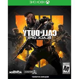 Call of Duty: Black Ops 4, Xbox One, Xbox One S, Xbox One X