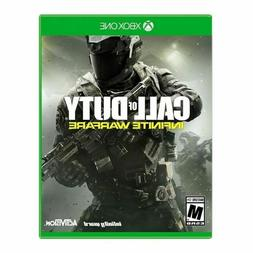 Call of Duty: Infinite Warfare Xbox One NEW FREE US SHIPPING
