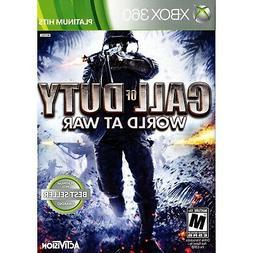 Call of Duty: World at War - Platinum Hits Xbox 360